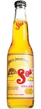 Mexican Beer - Superior Cerveza is my FAVORITE, but you cannot get it in the US...