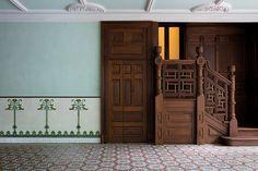 Prada inaugure le palais Rong Zhai à Shanghai