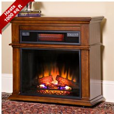 Introducing ClassicFlame Spectrafire Infrared Electric Fireplaces http://www.electricfireplacesdirect.com/blog/Introducing-ClassicFlame-Spectrafire-Infrared-Electric-Fireplaces