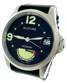 Although it's too large for me, I like the simple dial on this Glycine Automatic, complicated only by the slightly gimmicky but very cool reserve power meter. Clearly though, if you are wearing this every day and not managing to power it up, there's something wrong. Check your pulse. Starting at US $1300 here: http://r.ebay.com/Rb45nb