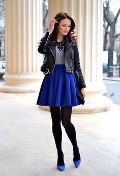 Skater skirt and a l