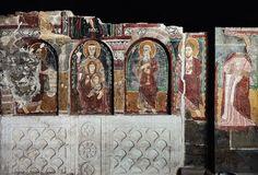 iterArte Roma  Iconostasi, XIII secolo, Basilica di Santa Maria Maggiore, Bergamo