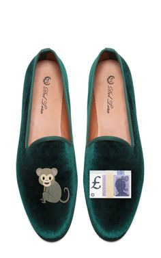M'O Exclusive #monkeybusiness Loafer by Del Toro for Preorder on Moda Operandi