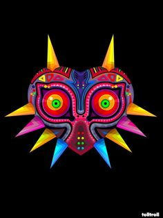 Zelda Majoras by ~TOLLTROLL this mask actually has a lot of meaning to me. I'm getting it tattooed soon!