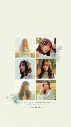 Locked Wallpaper, I Wallpaper, Lock Screen Wallpaper, Wallpaper Lockscreen, Kpop Girl Groups, Korean Girl Groups, Kpop Girls, Girlfriend Kpop, Sunrise Wallpaper