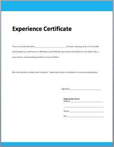 Certificate pdf income