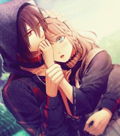 AMNESIA~Adoration<3 if i had a bf (boyfriend) i would love for him to do this to me..