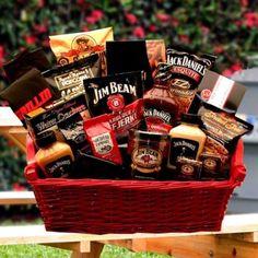 Grillin BBQ Gift Basket