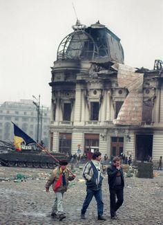 Wreckage of Bucharest