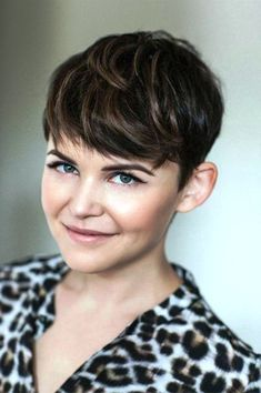 nice Ginnifer Goodwin Pixie Haircuts