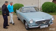 with Pelle Petterson and (most likely) Irv Gordon Volvo P1800s, West Bromwich, Classic Sports Cars, Sweden, Vehicles, Pictures, History, Car, Vehicle