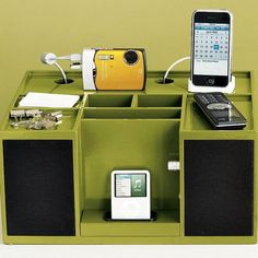 space saving ideas to get organized in office