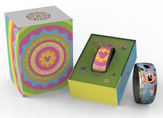 Disney have released a new limited edition MagicBand for Easter on its Park Shop App this week, which features Mickey Mouse dressed up as a bunny. Mickey Mouse Dress, Disney Magic Bands, Disney Souvenirs, Easter Bunny, Decorative Boxes, Turquoise, Fun, Color, February