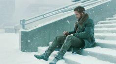 """Nem precisou nem falar a frase: """"E todos esse momentos vão se perder, como lágrimas na chuva."""""""