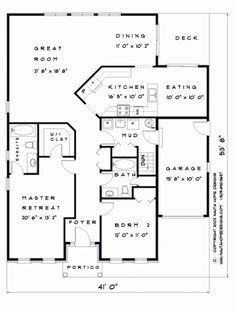 1000 images about house plans on pinterest house plans for Nauta home designs