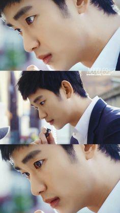 "Won Ryu Hwan / Bang Dong Gu en ""Secretly Greatly"""
