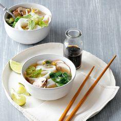 Ostasien von seiner besten Seite: Wer diese exotische Suppe einmal probiert hat, ist Asien ganz nah.
