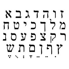picture relating to Hebrew Letter Stencils Printable titled 52 Easiest Jewish-Hebrew Lettering photographs in just 2016 Lettering
