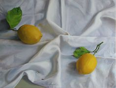 Don Rankin, Two lemons, 2009
