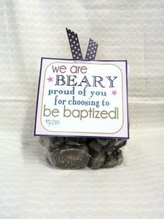 lds baptism gift ideas - Google Search