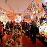 Venice, CA ~ Social and Public Art Resource Center (SPARC) presented its traditional Día de los Muertos. (SLIDESHOW)