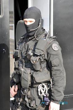 FIPN-SDLP Le RAID à Rennes : une vingtaine de policiers surentrainés - FIPN-SDLP