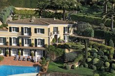 Cannes PISANI PRESTIGE: Luxury Real Estate in Saint Tropez and Saint Jean Cap Ferrat Villa for sale detail