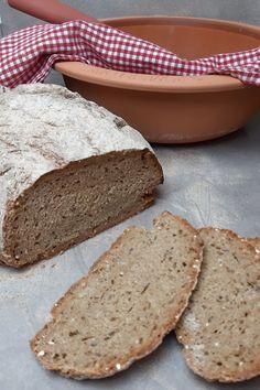 Brot im Römertopf zubereiten Brunch, Bread, Foodblogger, Cooking, Clean Foods, Brot, Baking, Breads, Buns