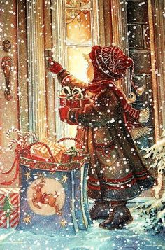 Kid Ringing Door Bell In Snow christmas pictures christmas christmas gifs holiday gifs christmas images christmas photos Old Fashioned Christmas, Christmas Scenes, Christmas Past, Christmas Pictures, Christmas Greetings, Winter Christmas, Christmas Glitter, Merry Christmas Gif, Christmas Gifts