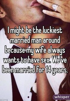 Couples reveal secrets on Whisper app about what married sex is REALLY like