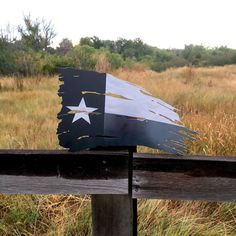 BRAND NEW Rugged Texas Flag  Metal Wall Art  by ThinkMetalCNC