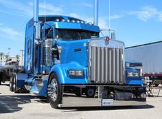 Heavy Duty Trucks, Big Rig Trucks, Heavy Truck, Semi Trucks, Cool Trucks, Custom Big Rigs, Custom Trucks, Chevrolet Van, Heavy Construction Equipment