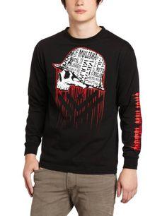 Metal Mulisha Men's Negative Long Sleeve T-Shirt Types Of T Shirts, Men's Shirts, Biker Accessories, Metal Mulisha, Cool Hoodies, Booth Ideas, Boys Nike, Branded T Shirts, Dark Side