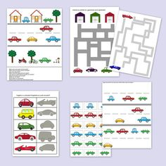 Járművek játékcsomag – Ovis játék webshop