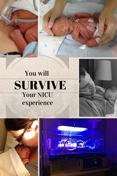 You will survive being a Preemie Parent, your NICU experience and bringing home a Preemie alittleofthisandthatmama.com