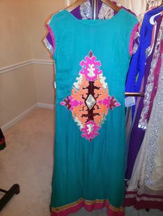 Bluish Green- Back- Size 36