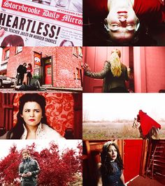 Once Upon a Time Ruby | OUAT Red - Once Upon A Time Fan Art (34584577) - Fanpop fanclubs