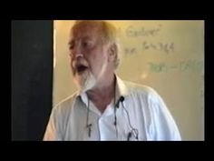 Bill Mollison teaching Permaculture, a designers manual in 16 sessions Drylands pa