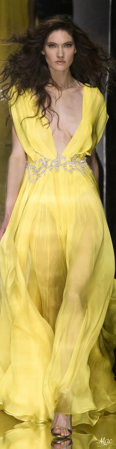 #Farbbberatung #Stilberatung #Farbenreich mit www.farben-reich.com Spring 2017 Haute Couture Rani Zakhem