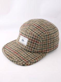Penfield Casper Cap Tweed