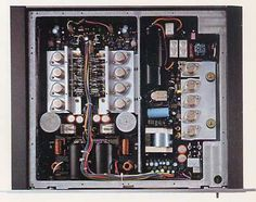 Vintage Audio Love  Sony TA-N88 PowerAmp - 1977