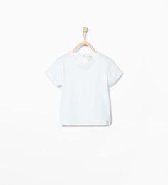 ZARA - KIDS - Basic T-shirt