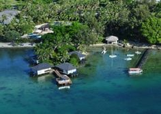 Warwick Le Lagon is a premier resort in Port Vila with golf, tennis and many watersports.