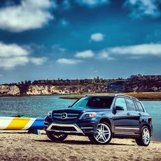 Just the beach and me. Mercedes Benz Sales and Leasing