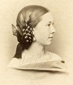Hair - side view
