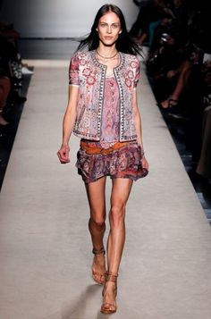 sabel Marant Spring 2013 Collection