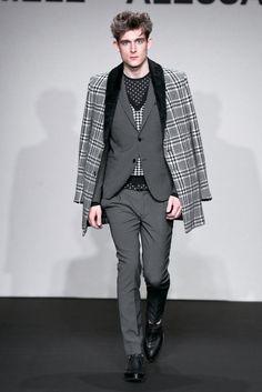 Daniele Alessandrini - Men Fashion Fall Winter 2014-15