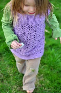 Free+Knitting+Pattern+-+Toddler++Children's+Clothes:+February+Toddler+Tunic
