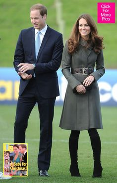kate middleton and prince william baby | Kate Middleton & Prince William: Baby Annoucement Around Christmas?