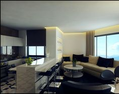 Comfortable and nice although small #interiordesign